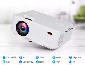خرید دیتا ویدئو پروژکتور   مدل DGX813   خرید آنلاین   فروشگاه اینترنتی مینولا