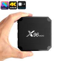 اندروید باکس Android Box | مدل Nexbox X96 Mini | فروشگاه اینترنتی مینولا